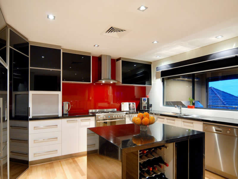 Modular kitchen manufacturer 09999 402080 supplier contractor designer mumbai malad east Kitchen designs with islands modern